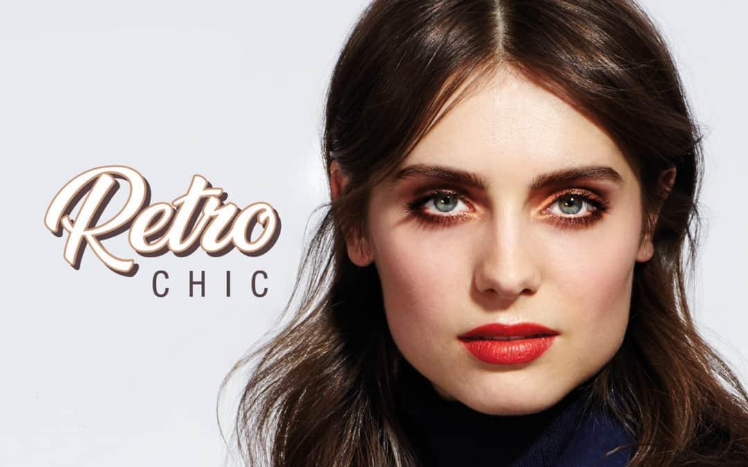 PRESENTATION : nouveau look 'Retro Chic'