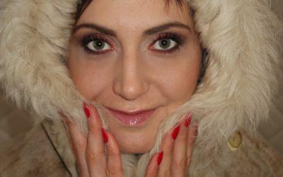 Maquillage de Janvier, photos non retouchées
