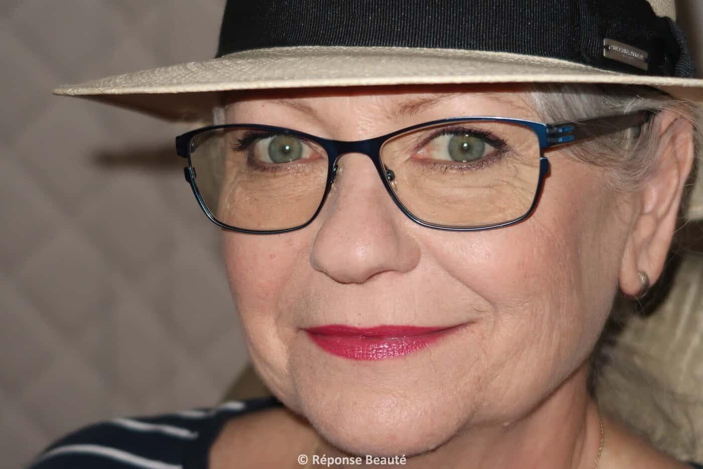 Maquillage de juillet 2019 - photo non retouchée - Réponse Beauté