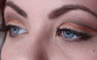 Maquillage du mois de septembre, photos non retouchées