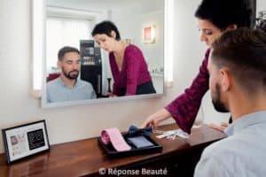 conseil en image chez Réponse Beauté